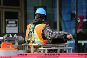 construction worker safety danger
